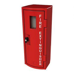 Fire Extinguisher NON LOCKING Cabinet 900