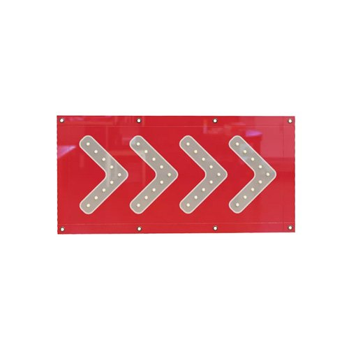 FSP PVC BANNER ARROW-SIGN