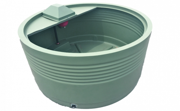 Water trough Poly